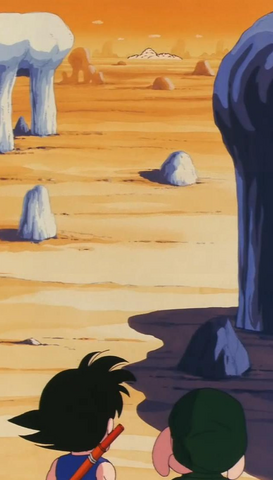 File:Goku and oolong seeing yamcha arriving.PNG