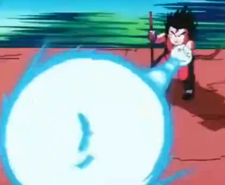 File:The Biggest Crisis - Goku attacks.PNG