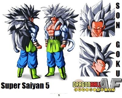 What super saiyan god should have looked like 10