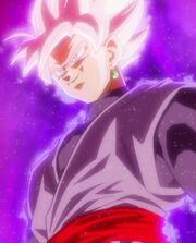 Black Super Saiyan Rose