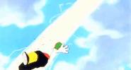 The Power of Nappa - Chiaotzu hit