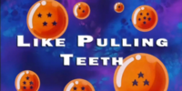 Like Pulling Teeth