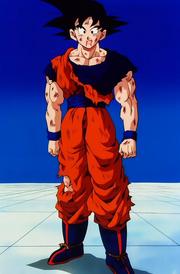 GokuAfterFightingVegetaBuuSa.png