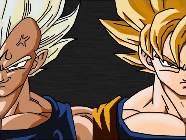 File:Goku vegeta 2.jpg