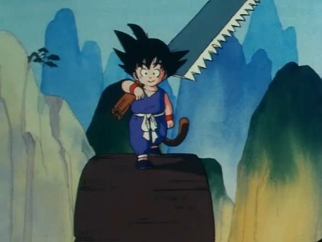 File:Gokuwalkingonlog.jpg