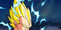 Spirit Bomb Super Saiyan