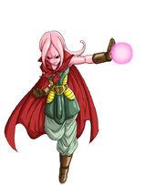 Female Majin custom character xenoverse