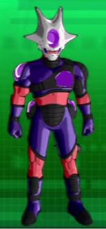 Cosmic Suit Frost Demon