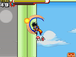 File:Goku gameplay Super Stars.jpg
