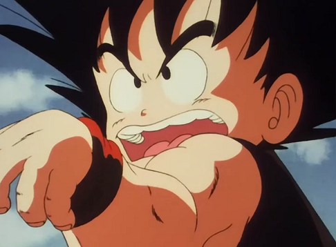 File:Goku fighting Stance up Close.png