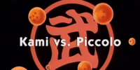 Kami vs. Piccolo
