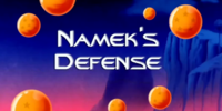 Namek's Defense