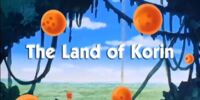 The Land of Korin