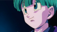 Bulma talking in Dragon Ball Z Wrath of the Dragon