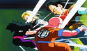 17 18 knee krillin gohan in there stomachs killing them