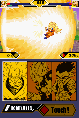 File:Dragon Ball Z - Supersonic Warriors 2 goku SSJ 3 attak.png
