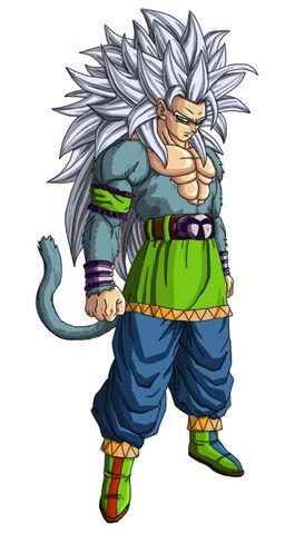 File:Son Goku Super Saiyan V by NeDan89.jpg