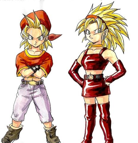 File:Super Saiyan girls by BK 81.jpg
