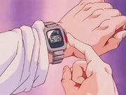 Saiyaman Watch