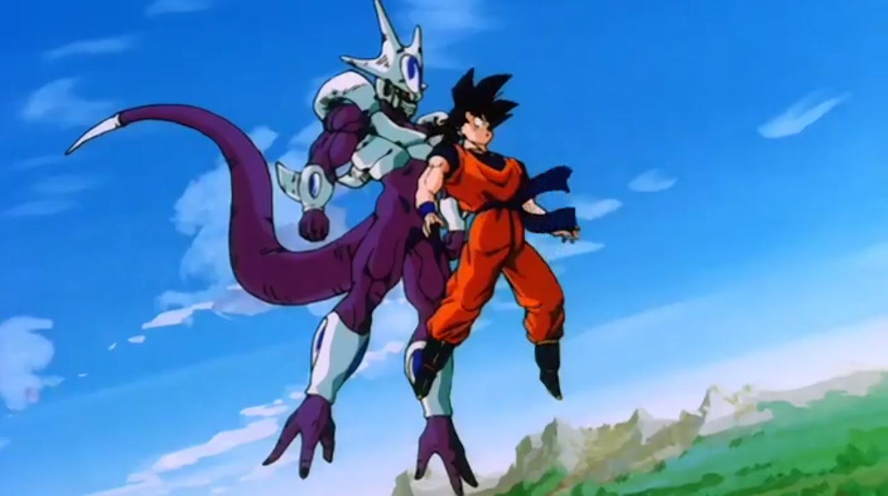 Image - Cooler's Revenge - Cooler vs Goku.png | Dragon ...