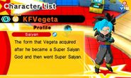 KF SSB Vegeta (SS4 Goku)