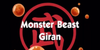 Monster Beast Giran