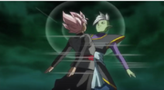 Black and Zamasu fuse.