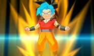 KF SSB Goku (SS4 Goku)