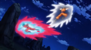 Goku vs Gohan - DBS90