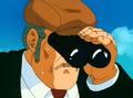 The Evil of Men - Smitty using a binocular