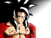 Goku ssj4 v 1 by eutanacia