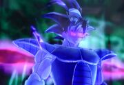 The rift spawning Turles in Xenoverse 2
