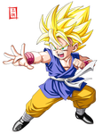 File:Dragon ball gt ssj kid goku by snakou-d3fvk6r.png