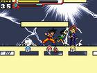 Goku VS Yugi Super Stars