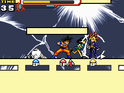 File:Goku VS Yugi Super Stars.jpg