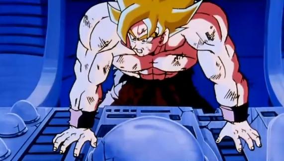 File:Namek's Explosion - Goku's End - Goku.PNG