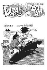 Bulma and Goku