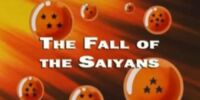 The Fall of the Saiyans