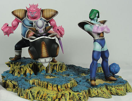 File:Model Kit Statue Zarbon Dodoria Frieza.PNG