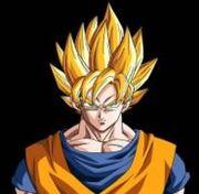 Super Saiyan Goku