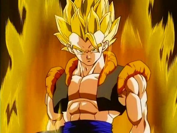 Gogeta Dragon Ball Blue Wiki Fandom Powered Wikia