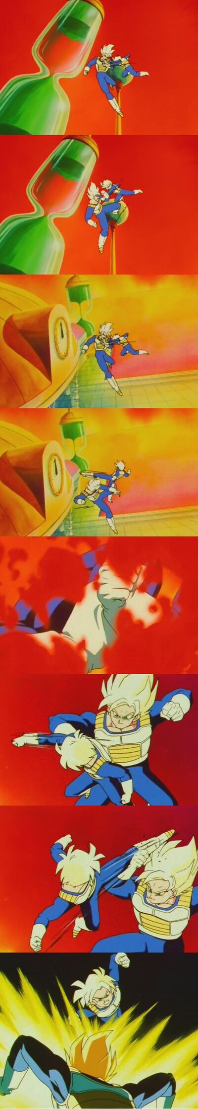 Gohan Teen Super Saiyan super 10