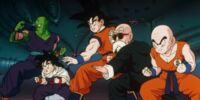 What did you like about Krillin?
