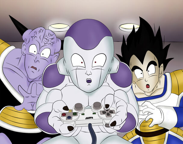 File:Dragon Ball Z VERY Funny by forestroby.jpg
