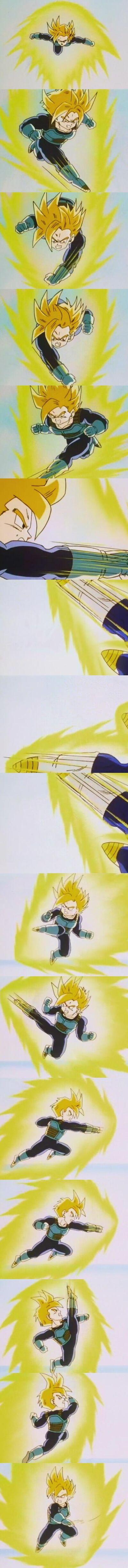 Gohan Teen Super Saiyan super 6