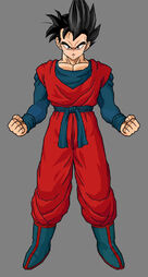 Raian Dragon Ball AF by ExtremeNick