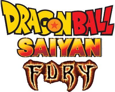 DB Saiyan Fury