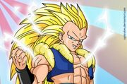 TEEN GOTENKS SSJ3