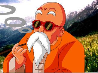 Master Roshi - DBA