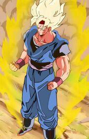 SSJ Goku Jr. Lite